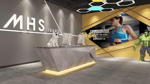 上海专业健身房装修公司