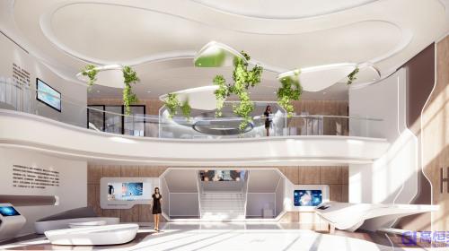 上海办公楼装修